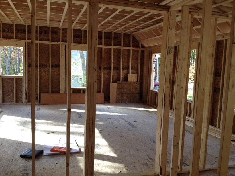 another view (to the right) of our master bedroom