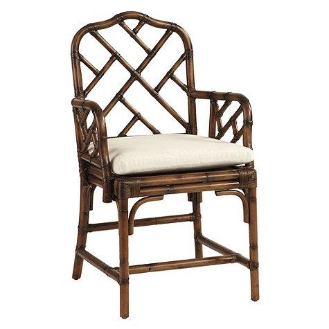 Ballard Designs- Macau Arm Chair
