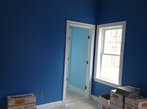 Master Bedroom- Benjamin Moore Lazy Sunday